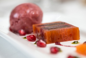 Beetrooot-terrine