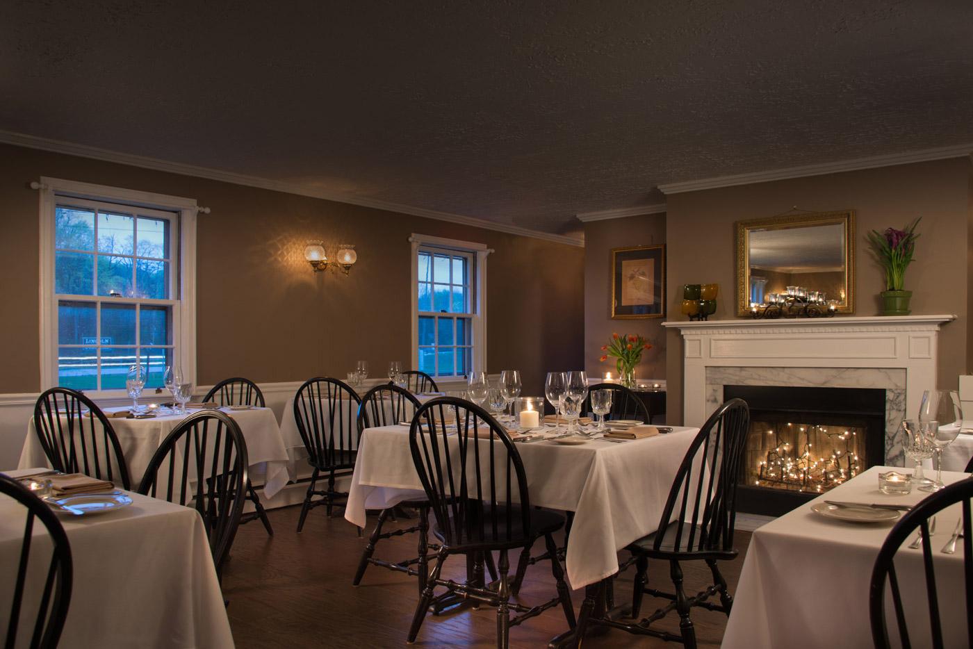 Gourmet Restaurant Vermont